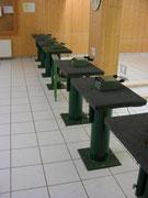 Schießstand 7 Luftgewehrbahnen