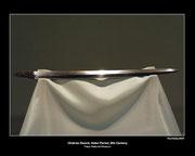 Espada chokuto, Heian S.IX
