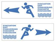 Panneaux inondation