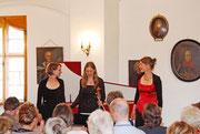 Barocke Klänge auf Schloss Heynitz, August 2015