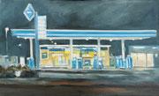 2021_Blaue Tankstelle