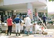【パネル番号16】災害ボランティアセンター・屋外受付(福井)