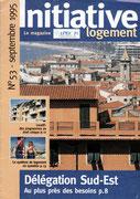 Apec 1% initiative logement - magazine client/institutionnel n°53 septembre 1995<a href=http://cargnelli.jimdo.com/index-des-entreprises/apec-1-logement/initiative-logement> cliquer ICI pour lire/voir les articles </a>