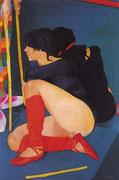 Ballerina allo specchio (1981)