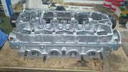 Gereinigter und aufbereiteter Zylinderkopf
