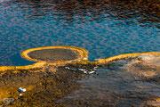 Doublet Pool - Upper Geyser Basin - Yellowstone National Park - 2016