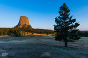Devils Tower - Wyoming - 2016