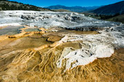 Lowe Terrace - Mammoth Hot Springs - Yellowstone National Park - 2016