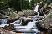 Alberta Falls - Rocky Mountain National Park - Colorado - 2016