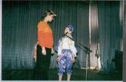 """Иринка Никитина-лучшая ведущая школьных праздников, яркая актриса театра """"Сорока-Белобока"""""""