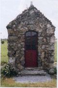 Chapelle de la Popinière.   Photo Présence du Passé