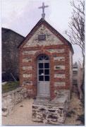 Chapelle de la Foy de l'Étang.   Photo Présence du Passé