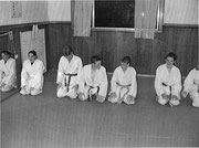 Yinnar Judo Students