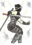 #024 Ryu Hayabusa - Aktion