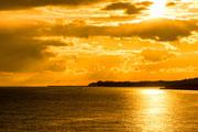 Auch die Nordsee kann gold...