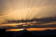 Die Lichter des Himmels zum Träumen nutzen