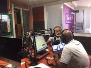 Interview Radio Sud Est   Martinique