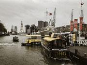 Watertaxi's Rotterdam