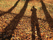 Autumn selfie