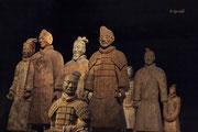 Chinese terra cota army