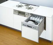 食器洗い乾燥機・ビルトインコンロ