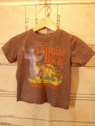 Jungle Book Tシャツ  SIZE 12-18m(実寸95cmくらい) ¥1300  thanks sold