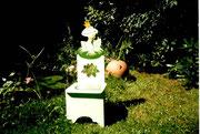 Küss den Frosch - Tanne bemalt - 80 cm - 185,-€