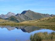 Lac Vieux (Col du Pillon) VD