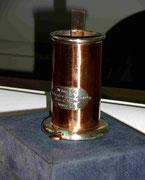 Copia del Telegrafo ad acqua di Erode Attico IV° secolo A.C.