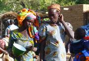 Femmes sur le marché