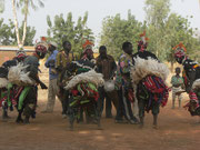 Le Warba danse traditionelle