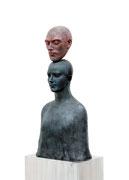 A. CAÑERO. Salomé I. 2006. Ed. 6. Bronze. 174.5 x 42 x 25 cm.