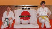 Gelbgurt-Prüfung Zen-Ki-Budo