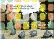 ZEITENSPRÜNGE (2) · Matthias Buchenberg, Eisen · BJK, Farbe · ISBN