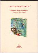 LEZZEB'S & RELLEK'S · BJK, Bilder · Chris Bezzel Ɨ, Gedichte · ISBN