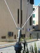 Antenna a V 50/144/430
