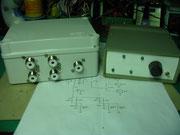 Commutatore coassiale x 4 antenne HF