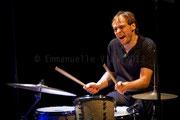 Ari Hoenig © Emmanuelle Vial 2012