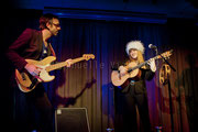 Kyrie Christmanson trio © Emmanuelle Vial 2012