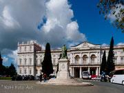 ehemaliger Königspalast  Ajuda