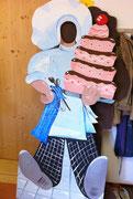 Koni, der Bäcker