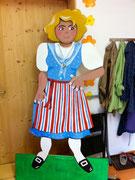 Trudi, die Trachtenfrau
