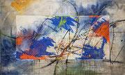 A Look Inside 36 x 60 acrylic on Canvas  $3250