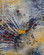 Joy Ride  18 x 14  acrylic on Canvas  $400