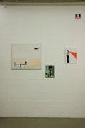Ausstellungsansicht Untitled Yet