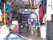 Meisel Maschinenpark / Ausrüstung