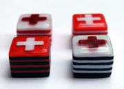 rotes Kreuz, Schweizer Kreuz