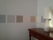 Wandgestaltung - Arbeitszimmer