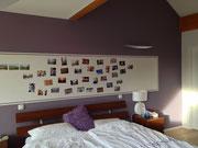 Fertiges Schlafzimmer...