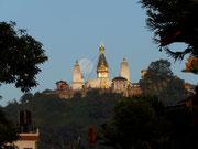 Nepal, Swoyambu Stupa